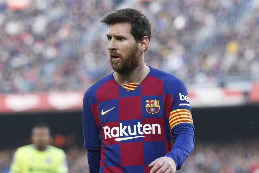 バルセロナFWメッシがチームについて見解【写真:Getty Images】