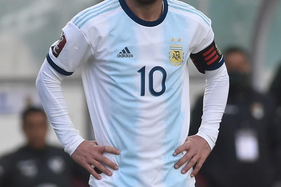 アルゼンチン代表の新ユニフォーム画像が流出した(写真はイメージです)【写真:Getty Images】
