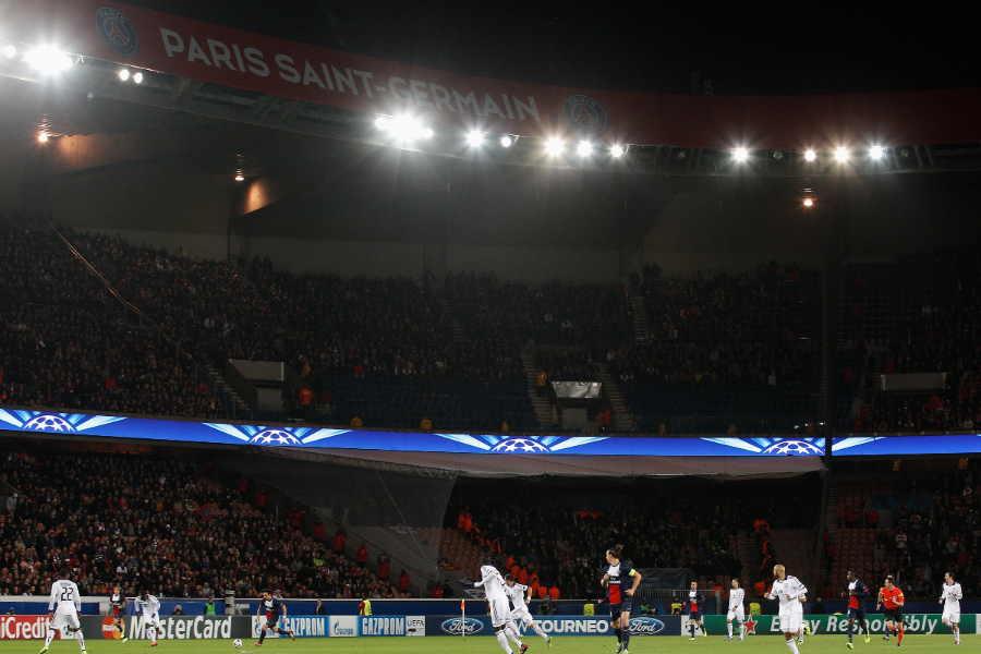 フランスでは無観客、または、観客数制限を設けた上でリーグ戦を実施する方針が示された(写真はイメージ)【写真:Getty Images】