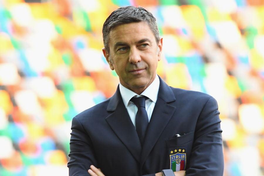 元イタリア代表で現伊サッカー連盟で副会長のコスタクルタ氏が挙げた相手とは…【写真:Getty Images】