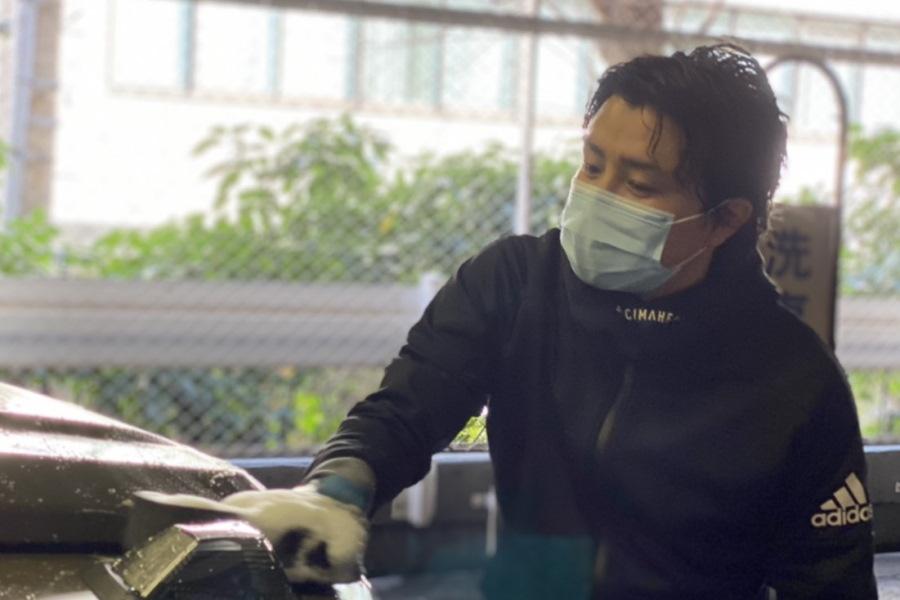 かつて横浜F・マリノスなどに所属した天野貴史【写真:本人提供】