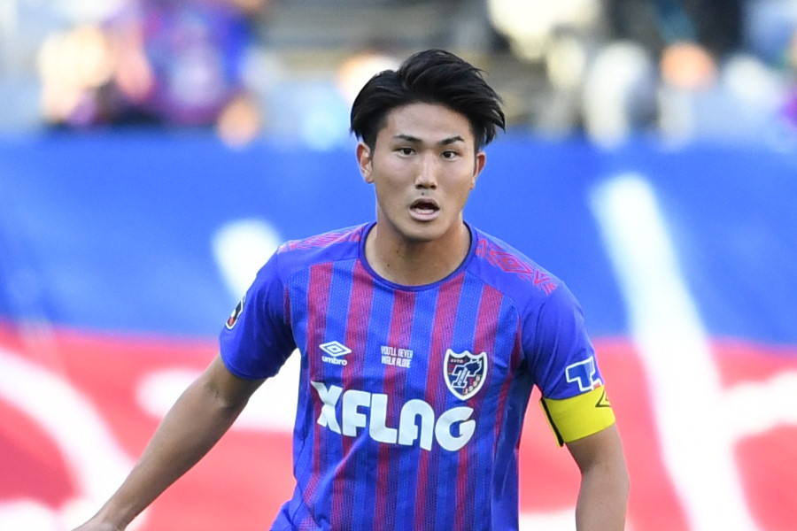 FC東京DF渡辺剛【写真:Getty Images】