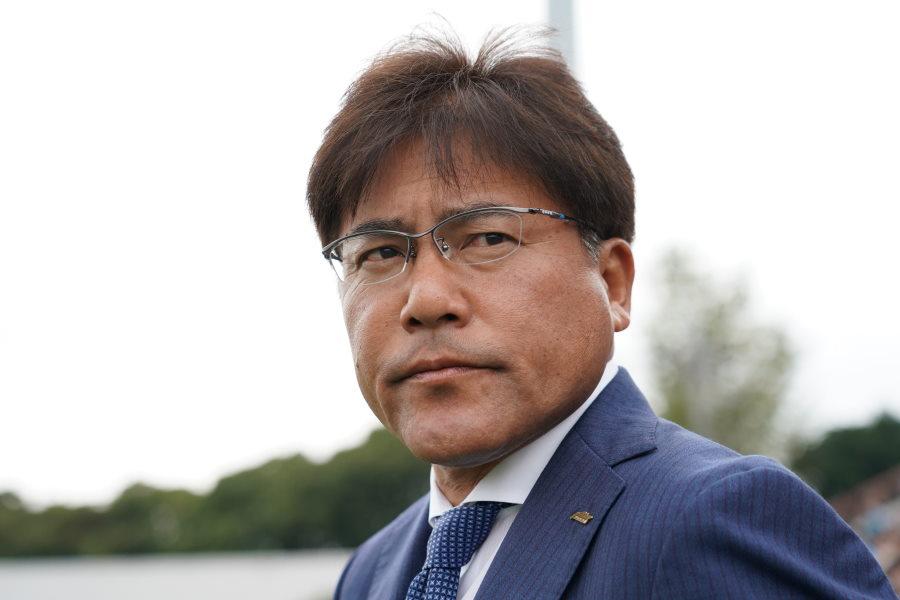 再び仙台を率いる立場となった手倉森誠監督【写真:Getty Images】