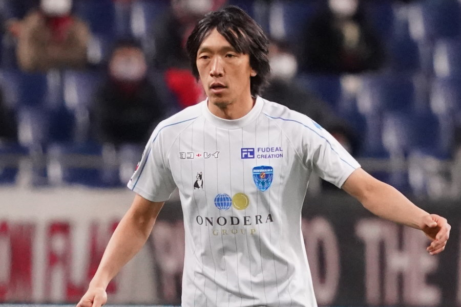 横浜FCの元日本代表MF中村俊輔【写真:Getty Images】