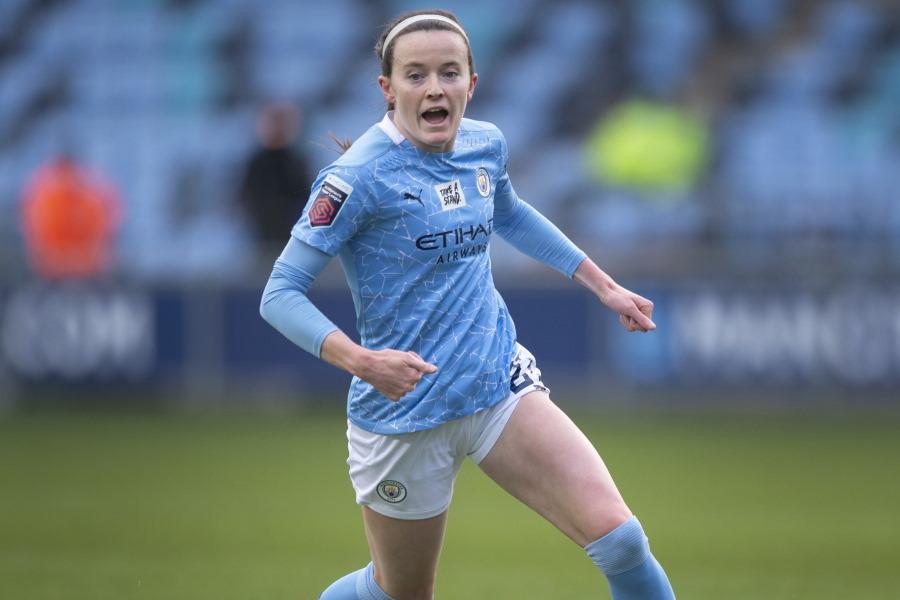 マンCでプレーする米女子代表MFラヴェル【写真:Getty Images】