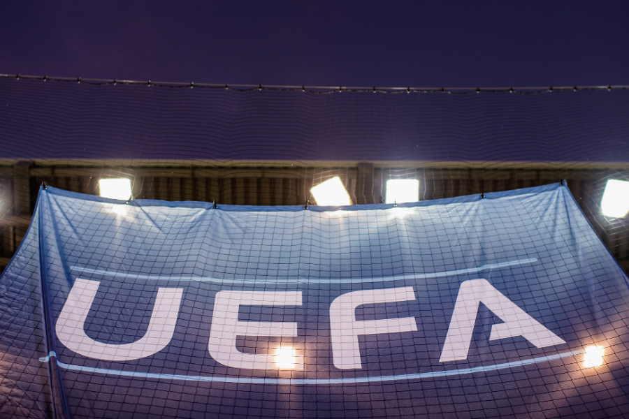 UEFA関係者は新型コロナによる余波の「長期化」に言及【写真:Getty Images】
