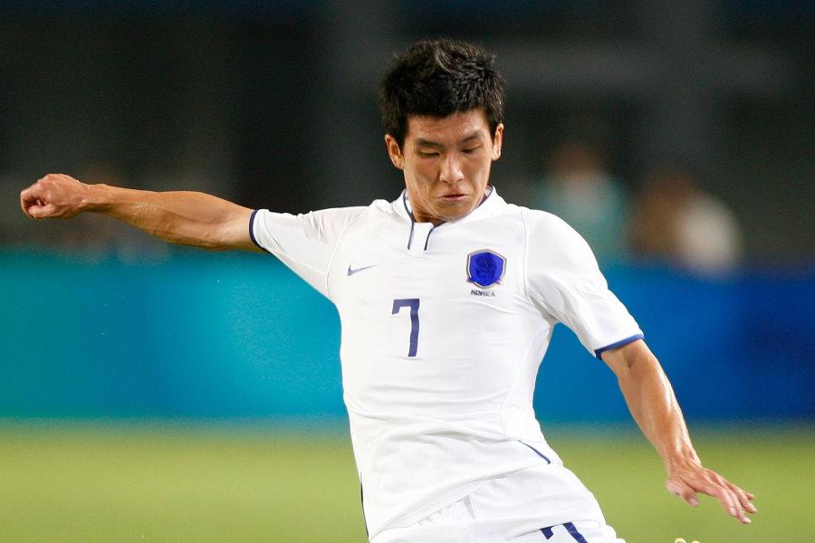 FC東京の下部組織コーチに就任したオ・ジャンウン(※写真は韓国代表時代)【写真:Getty Images】