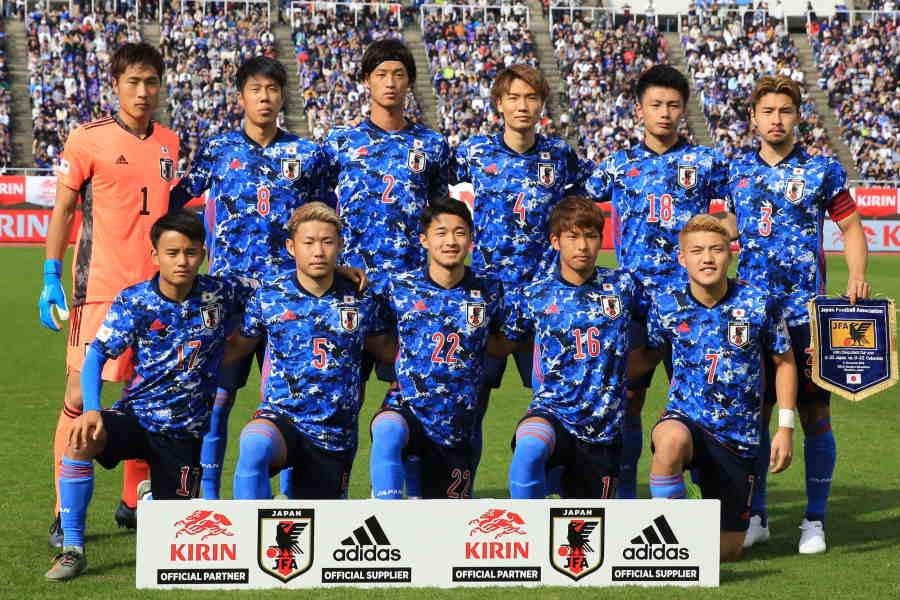 若い選手が多い日本の東京五輪の主軸メンバー【写真:Noriko NAGANO】