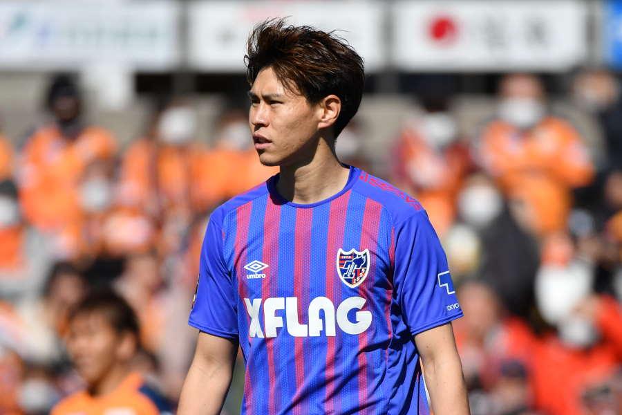 FC東京MF橋本拳人【写真:小林 靖】