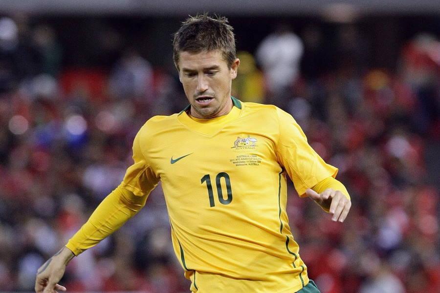 オーストラリア代表でも活躍したFWハリー・キューウェル【写真:Getty Images】