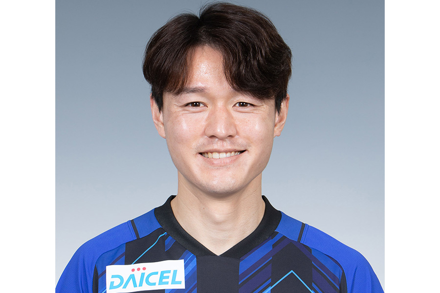 今季からガンバ大阪でプレーするMFチュ・セジョン【写真:Getty Images】