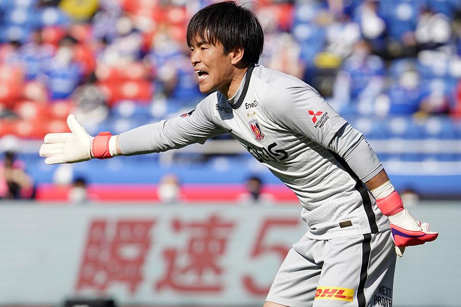 浦和レッズで活躍するGK西川周作【写真:Getty Images】