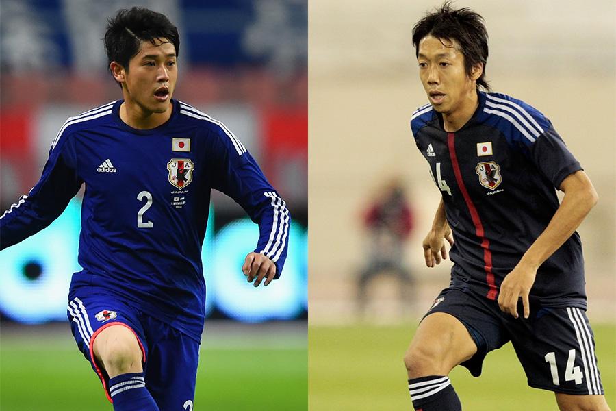 内田篤人氏と中村憲剛氏が日本代表でのプチエピソードを明かした【写真:Getty Images】