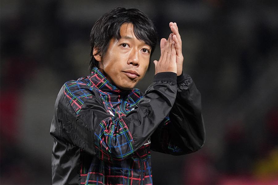 昨季限りで現役を引退した元日本代表MF中村憲剛【写真:Getty Images】