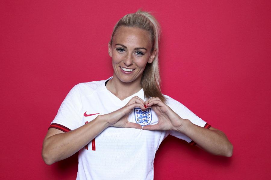 イングランド女子代表FWトニー・ダガン【写真:Getty Images】