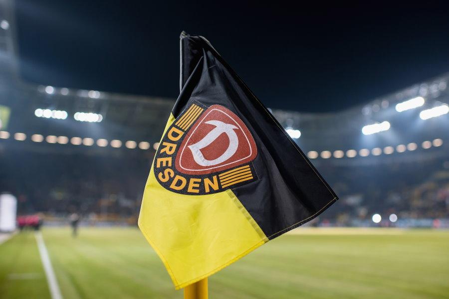 ドイツ2部のディナモ・ドレスデンで2選手に陽性反応(※写真はクラブのロゴイメージ)【写真:Getty Images】