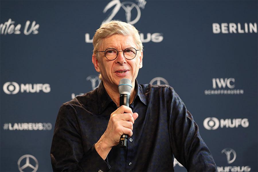 アーセン・ベンゲル氏が今シーズンのリバプール優勝を主張【写真:Getty Images】
