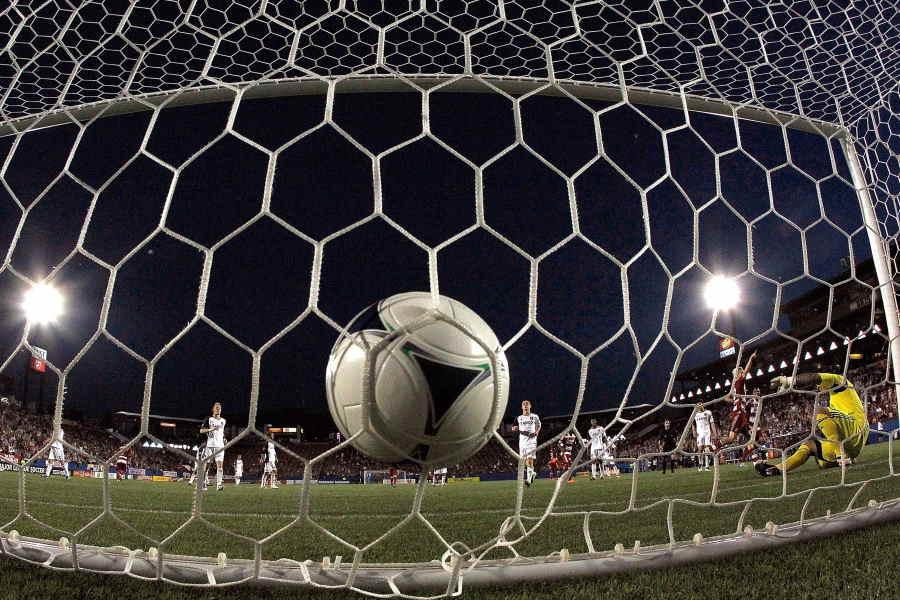Kリーグ開幕戦での江原FCのFWチョ・ジェワンのヒールシュートに注目(写真はイメージです)【写真:Getty Images】