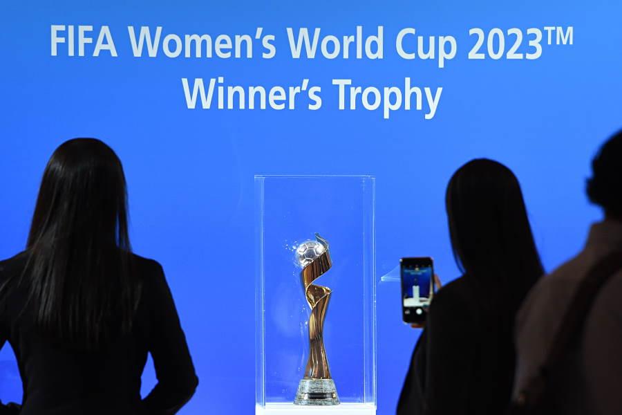 ブラジルが2023年の女子W杯の開催地招致レースから撤退(写真はイメージです)【写真:Getty Images】