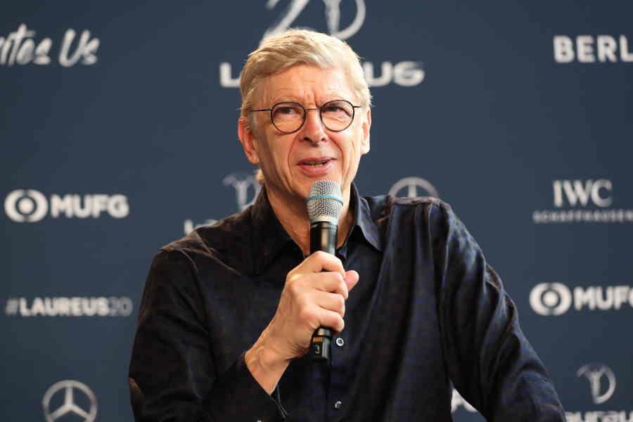 FIFAグローバル・デベロップメント部門の部長を務めるアーセン・ベンゲル氏【写真:Getty Images】