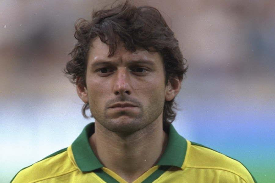 鹿島の貴公子レオナルド(※写真はブラジル代表のものです)【写真:Getty Images】