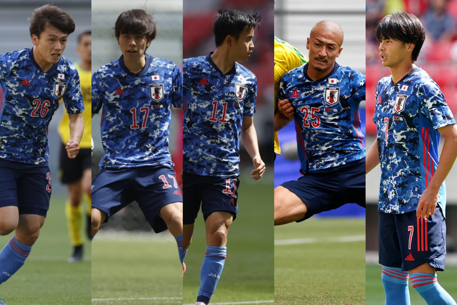 東京五輪へ挑む18人に選出されるの選手を予想【写真:Yukihito Taguchi & Getty Images】