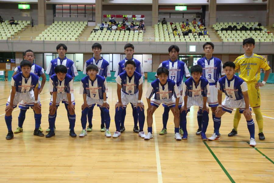 サッカーの名門校・矢板中央がフットサルの高校選手権に出場【写真:Futsal X・河合 拓】