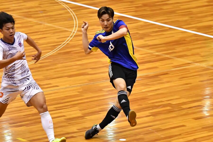 浜松とのトレーニングマッチで先制ゴール【写真:勝又寛晃】