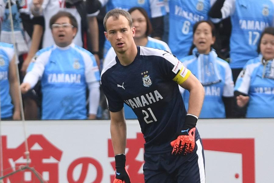 磐田でもプレーしたポーランド人GKカミンスキー【写真:Getty Images】