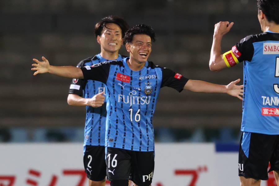 川崎が敵地で4-0の圧勝【写真:高橋学】
