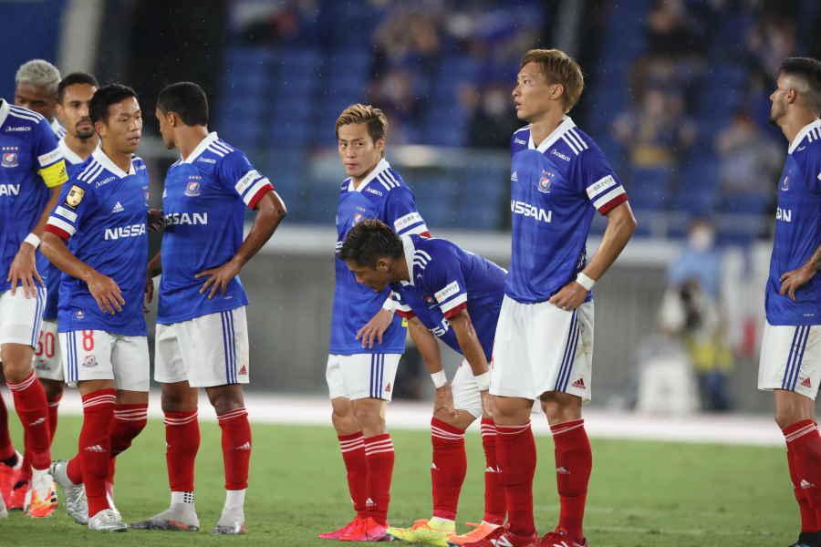 前回王者、横浜FMはスタートダッシュに失敗したのか【写真:高橋学】