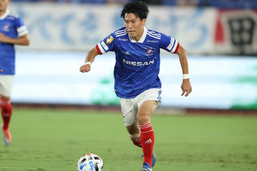 横浜F・マリノスが遠藤などの活躍でダービーを制す【写真:高橋学】