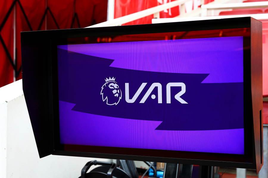 今季のプレミアリーグでのVARデータを考察(※写真はイメージです)【写真:Getty Images】
