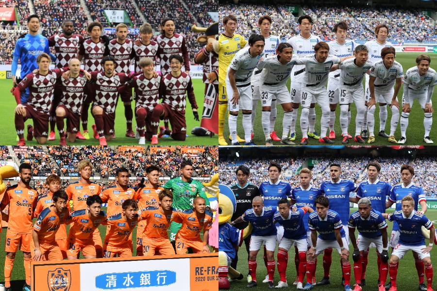 Jリーグが全55クラブの19年度経営情報を開示【写真:Noriko NAGANO & 小林 靖 & 高橋 学】