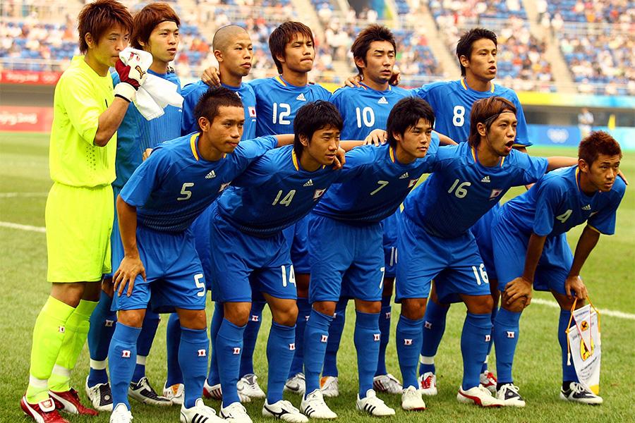北京五輪に臨んだ日本代表の選手たち【写真:Getty Images】