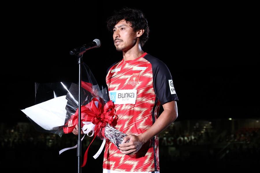 現役時代を浦和一筋で過ごし、現在はトップチームのコーチを務める平川忠亮氏【写真:©URAWA REDS】