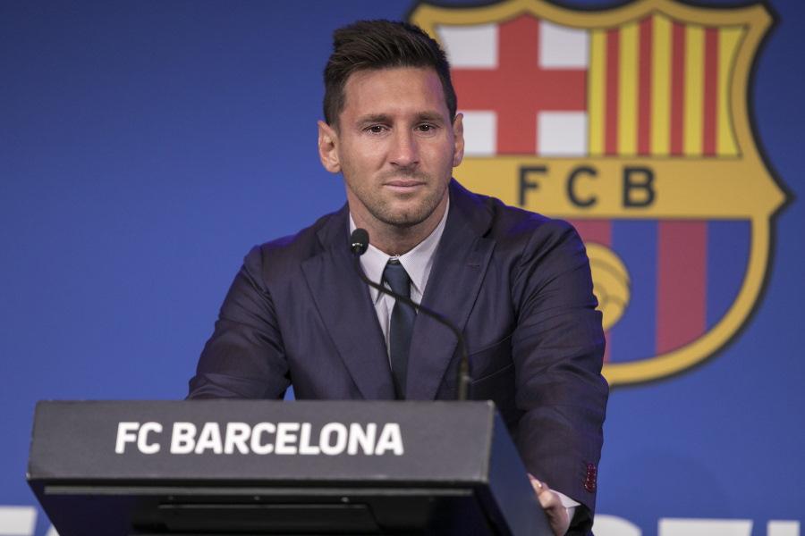 バルセロナ退団となったアルゼンチン代表FWリオネル・メッシ【写真:Getty Images】