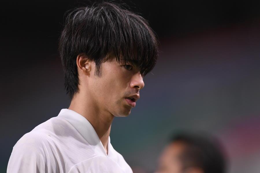 三笘薫のブライトン移籍が発表【写真:Getty Images】