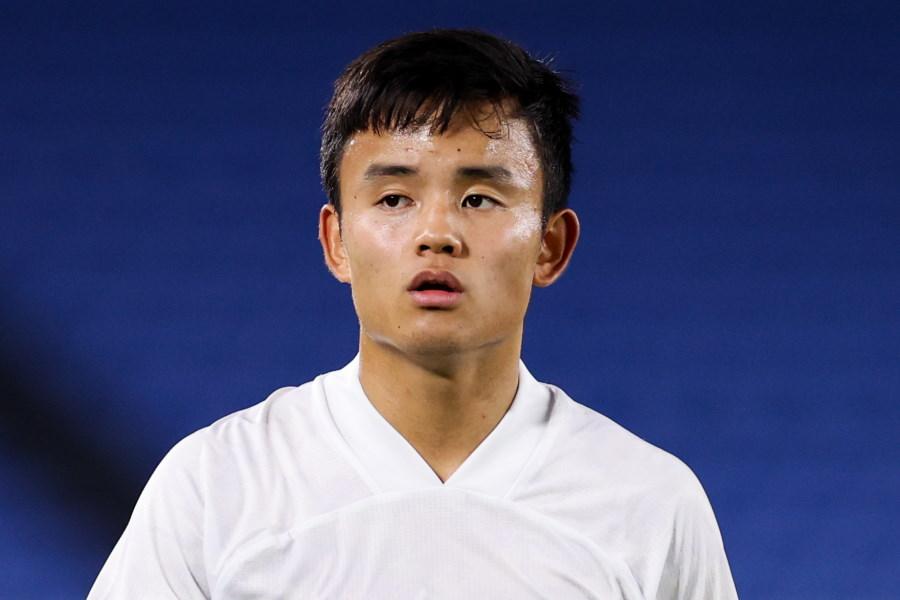 マジョルカに期限付き移籍の日本代表MF久保建英【写真:Getty Images】