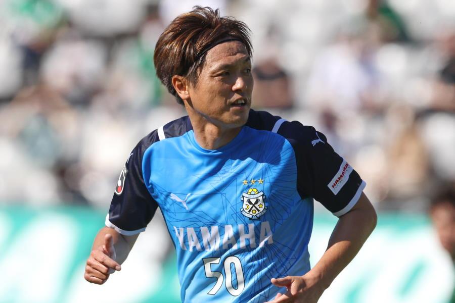 磐田の元日本代表MF遠藤保仁【写真:高橋 学】