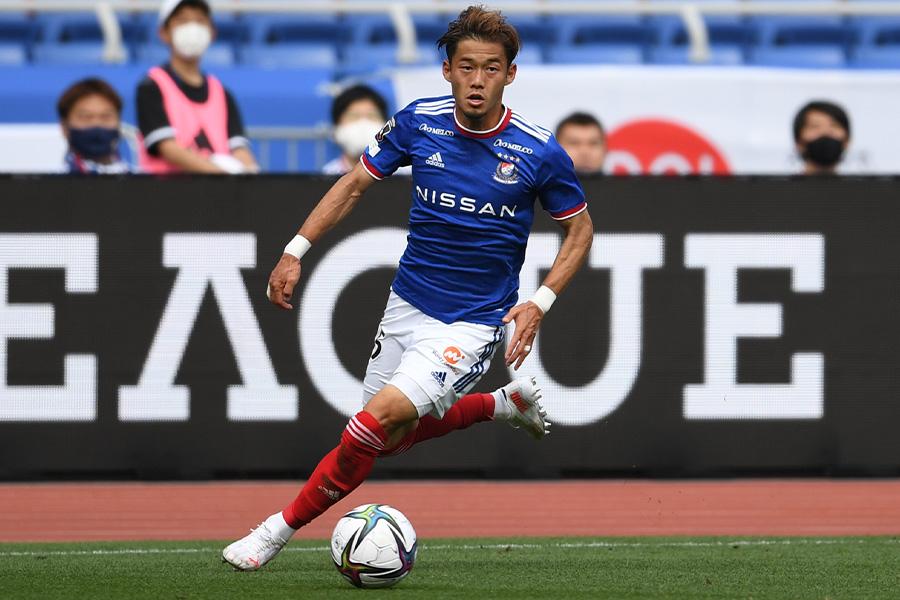 横浜F・マリノスDF小池龍太のアグレッシブなキャリアに注目【写真:Getty Images】