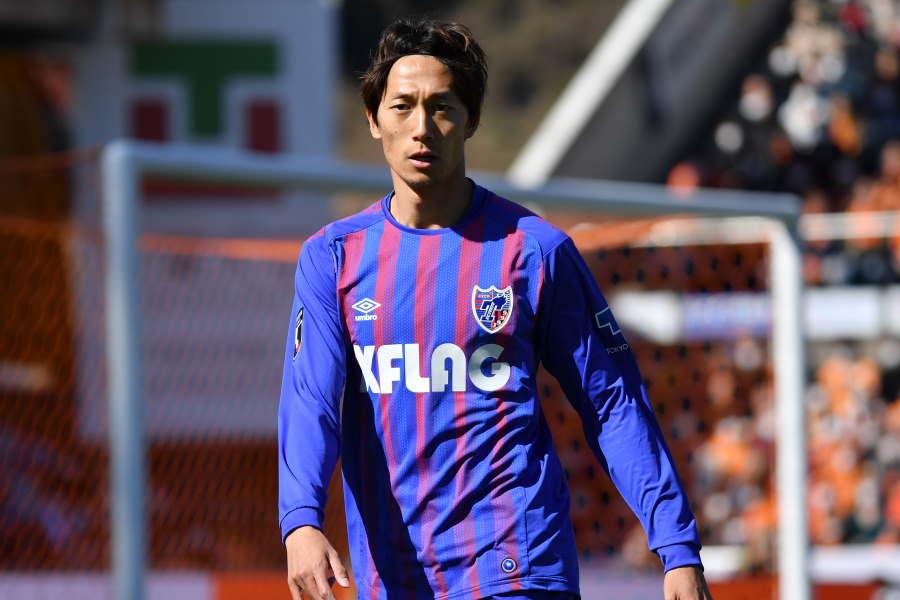 FC東京からハノーファーへの移籍が決定したDF室屋成【写真:小林 靖】