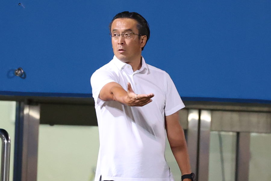 浦和の大槻毅監督が試合後コメント【写真:高橋学】
