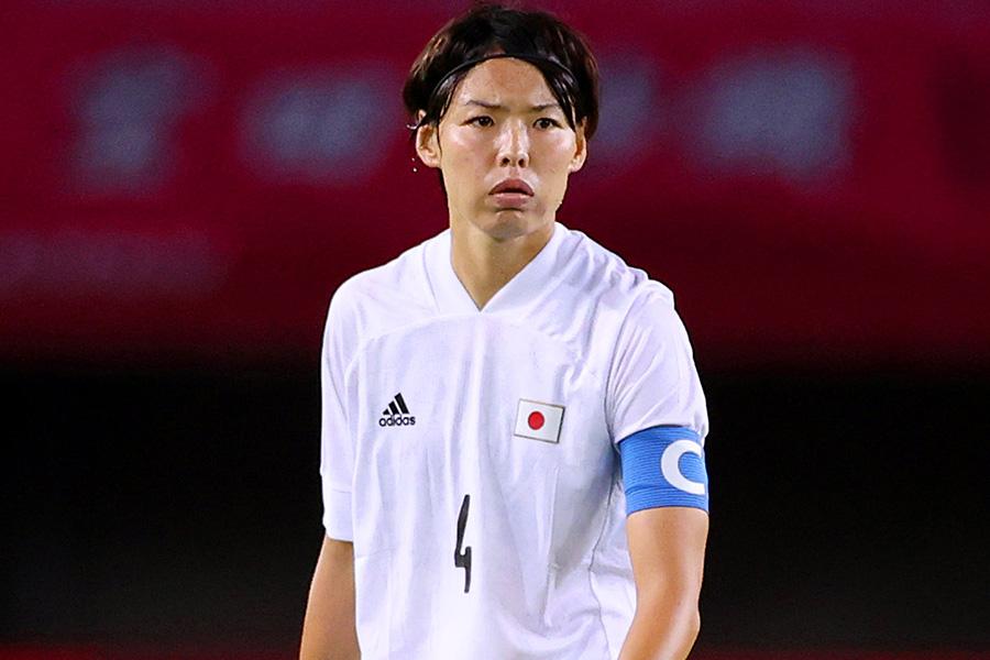 バイエルンに加入した日本代表DF熊谷紗希【写真:Getty Images】