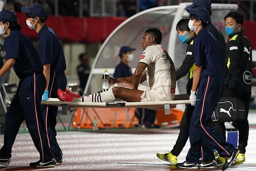 川崎フロンターレはDFジェジエウやDF車屋紳太郎らが負傷で今後に不安【写真:Getty Images】