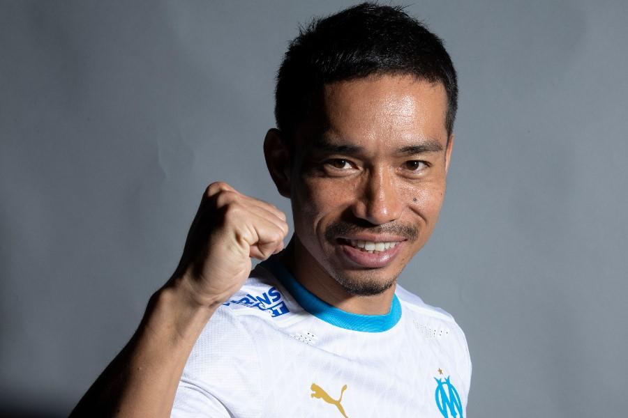マルセイユへ加入した日本代表DF長友佑都【写真:Getty Images】