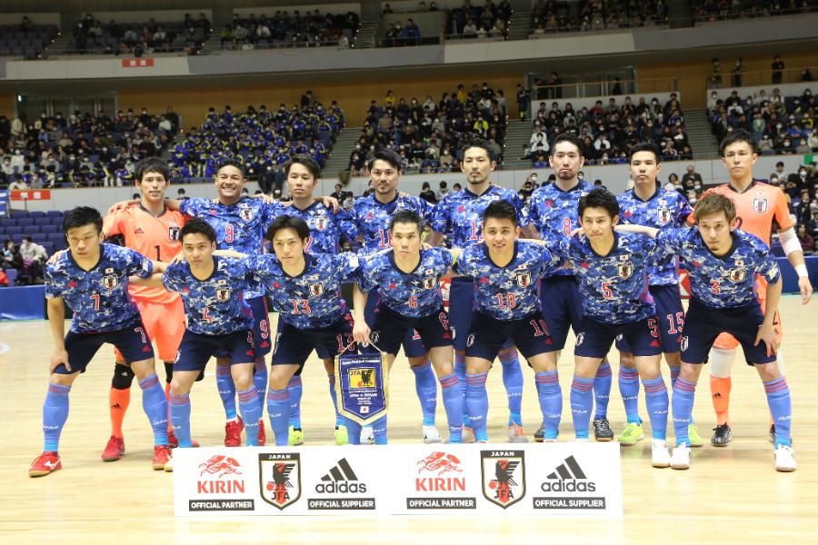フットサル日本代表が再始動【写真:河合拓/Futsal X】
