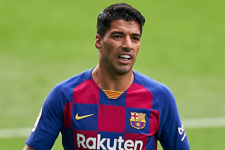 バルセロナFWルイス・スアレスがアトレティコ・マドリードへ移籍か【写真:Getty Images】