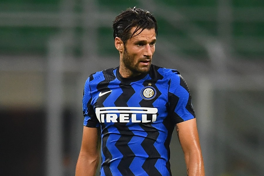 イタリア代表MFアントニオ・カンドレーバ【写真:Getty Images】