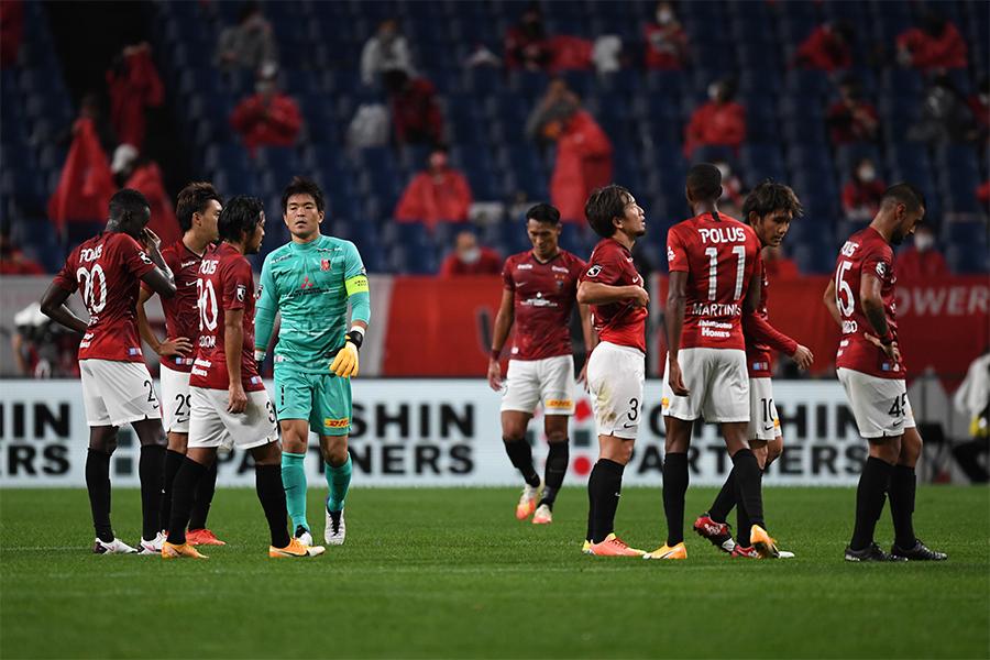 浦和レッズはリーグ戦2度目の連敗【写真:Getty Images】